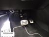 Pédale à gauche spécifique sur la Citroen C5 Aircross