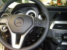 manettes accélérateur/ frein