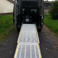 Opel Combo Tour réhaussé