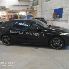 BMW Série 1 : transformation en véhicule école pour la conduite