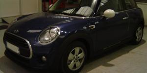 Mini One Day en auto-école