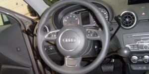 Manettes sur Audi A1