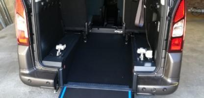Citroen Berlingo Blue HDI 100ch S&S bvm décaissé
