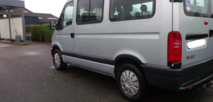 Vente par particulier: Renault Master TPMR