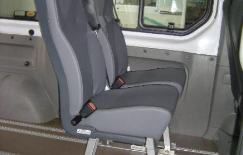 Plancher aluminium sur Trafic ou Vivaro