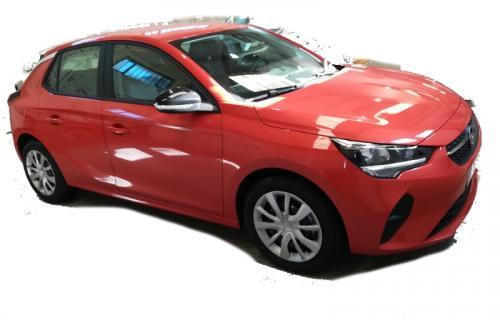 L'Opel Corsa F transformé pour l'apprentissage de la conduite